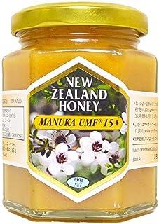 ハニーマザー マヌカハニー UMF15+ 250g 非加熱 100%純粋 ニュージーランド産 マヌカ蜂蜜