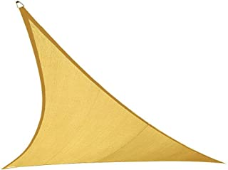 Coolaroo 473884 Sahara Coolhaven Triangle Shade sail, 18'