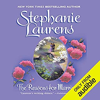 The Reasons for Marriage audiobook cover art