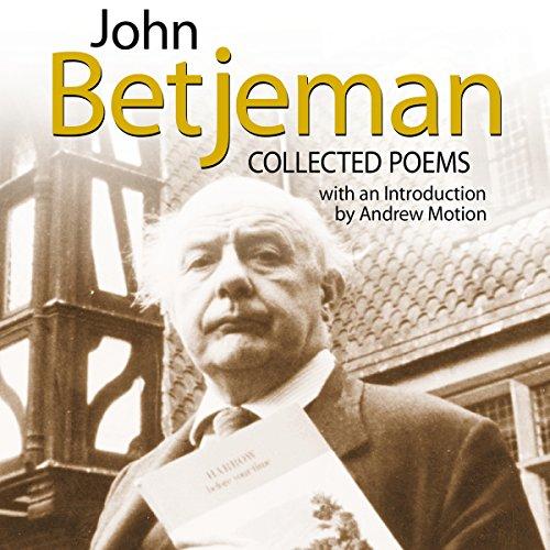 John Betjeman audiobook cover art