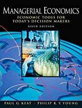 Best managerial economics 6th edition Reviews