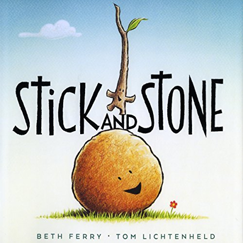 Stick and Stone audiobook cover art