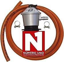 Chimeplast 870500350ARMGRN Conductos y componentes para sistemas de evacuaci/ón de humos /Única