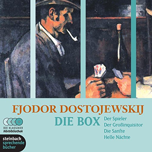 Fjodor Dostojewskij. Die Box audiobook cover art