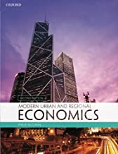 Modern Urban and Regional Economics by Philip Mccann (2013-03-14)