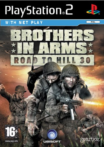 Ubisoft Brothers in Arms: Road to Hill 30, PS2