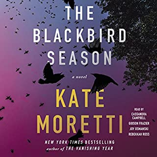 The Blackbird Season cover art