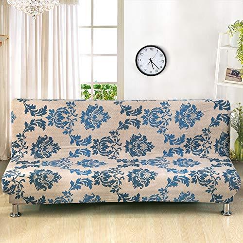 Funda de sofá Impresa Funda de sofá Cama Fundas elásticas Plegables Funda de sofá Fundas de Muebles elásticos 185-215cm K284