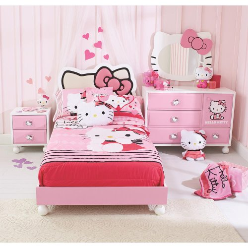 Hot Sale HELLO KITTY® BEDROOM IN A BOX