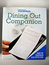 New 2010 Weight Watchers Dining Out Companion Book