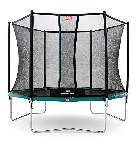 BERG Talent trampolino trampolino di alta qualità, 1,8m, 2,4m, 3m