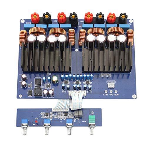CLJ-LJ Tas5630 2.1 High Power Digital Power Amplifiers Board Hifi Class D Audio Opa1632 600W + 2 x 300W Dc48V
