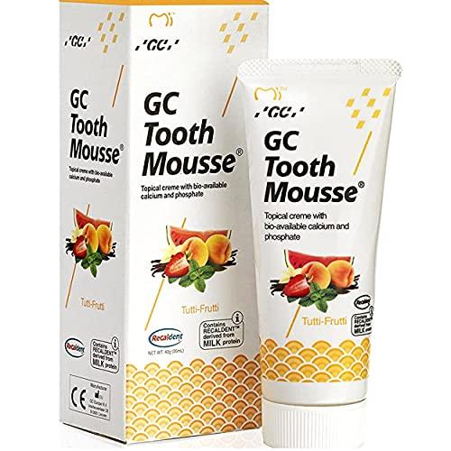 GC Tooth Mousse Tutti Frutti