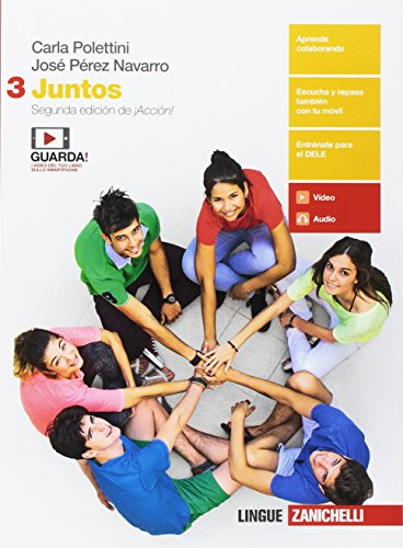 Juntos. Per le Scuole superiori. Con e-book [Lingua spagnola]: Vol. 3