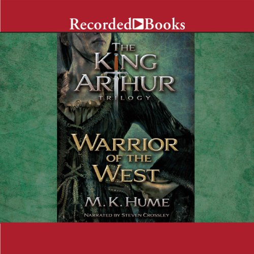 Warrior of the West audiobook cover art