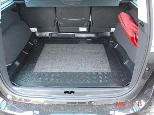 Kofferraumwanne mit Anti-Rutsch passend für Renault Grand Scenic 5-Sitzer 05/2009-