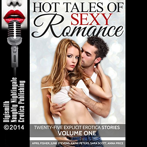 Hot Tales of Sexy Romance audiobook cover art