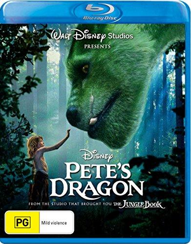 Pete's Dragon (Blu-ray)