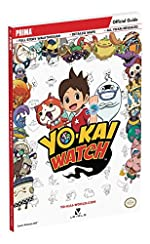 Yo-Kai Watch Standard Edition Guide de Rick Barba