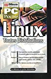 PC poche Linux, Toutes distributions - Editions Micro Application - 21/06/1999