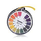 Gearmax® Indicador de PH 1-14 Tornasol Test Papel Tira Rollo (5 Metros)
