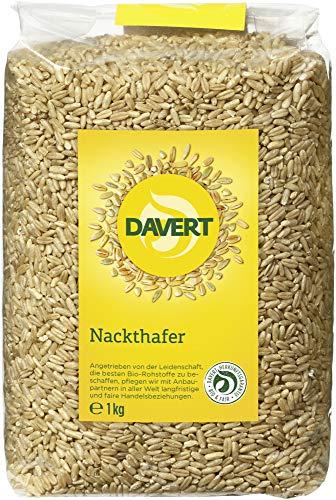 Davert Bio Nackthafer (6 x 1 kg)