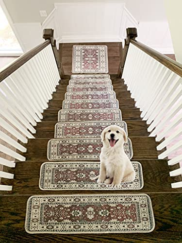 Top 10 Best carpet treads for wood stairs Reviews