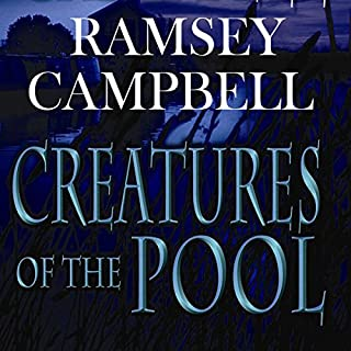 Creatures of the Pool audiobook cover art