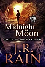 Midnight Moon: A Samantha Moon Paranormal Mystery Novel (Vampire for Hire Book 13)