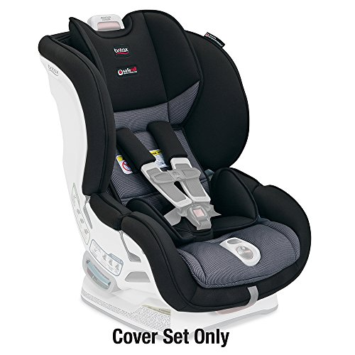 Britax Marathon Click Tight Convertible Cover Set, Verve by Britax USA