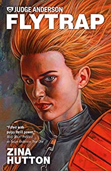 Flytrap (Judge Anderson: The Early Years Book 6) by [Zina Hutton]
