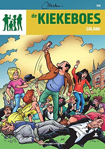 Salami (De Kiekeboes) (Dutch Edition)