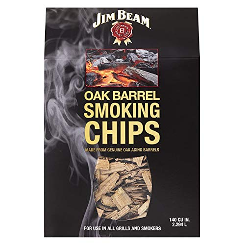 Jim Beam Whiskey Räucherchips Eiche
