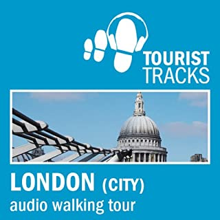 Tourist Tracks City of London MP3 Walking Tour cover art
