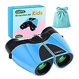 Best Binoculars For Kids - OMERIL Binoculars for Kids, 10x22 High Resolution Kids Review