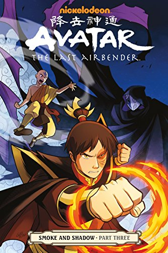 Avatar: The Last Airbender- Smoke and Shadow Part Three (English Edition)