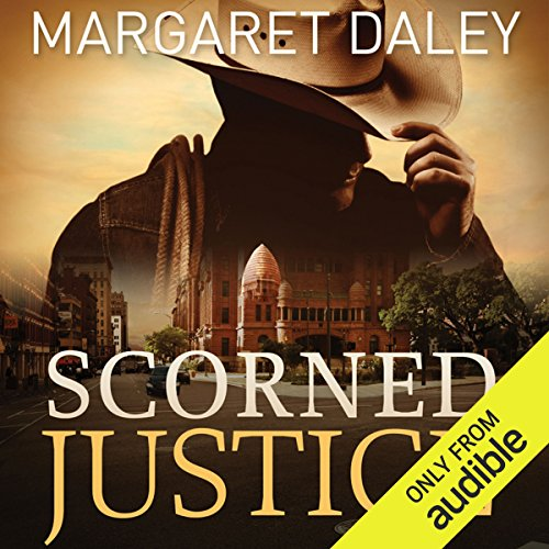 Scorned Justice audiobook cover art