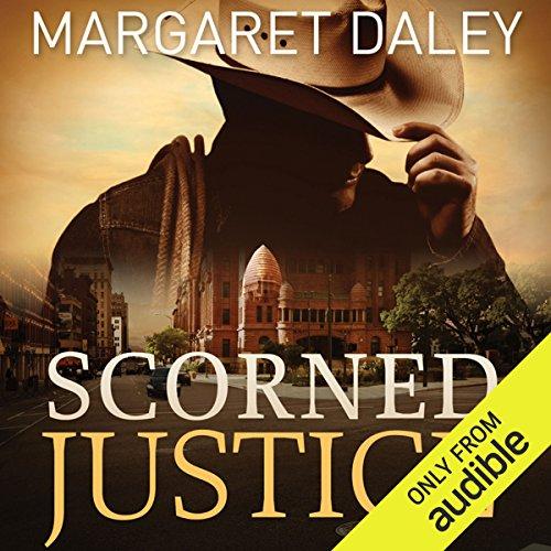 Scorned Justice audiobook cover art