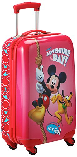 Disney - MICKEY & PLUTO - Equipaje Infantil - 33L - 55cm