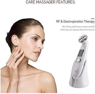 光子療法機械多機能LCDのモニター、女性のための明るくし、引き締まる皮のための顔のマッサージャーの美装置,White