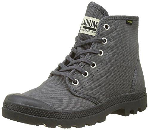 Palladium Pampa Hi Orig U, Sneaker a Collo Alto Unisex-Adulto, Grigio (Forged Iron), 46 EU