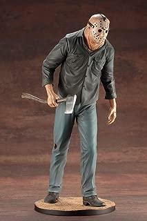 Kotobukiya Friday The 13th Part III Jason Voorhees Artfx Statue Sv190 Action Figure