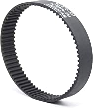 D/&D PowerDrive D1180H748 Double Sided Timing Belt 1 Band Rubber, Teeth Torque