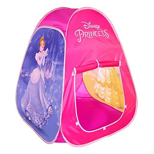 Disney - Tienda de princesas para Niñas Niños Juguetes niños 3 años Tienda Pop Up Casitas...