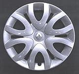R.Vi.Autoforniture srl - Juego de 4 tapacubos para Renault Clio (serie IV) a partir del 2010 - Rodado 15