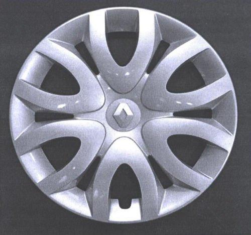 R.Vi.Autolevering Srl Set met 4 wieldoppen voor Renault Clio (IV serie) vanaf 2010 r 15