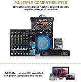 Zoom IMG-1 microfono wireless tonor uhf sistema
