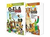 Das O-Ei-A 2er Bundle 2020 - O-Ei-A Figuren und O-Ei-A Spielzeug im 2er-Pack