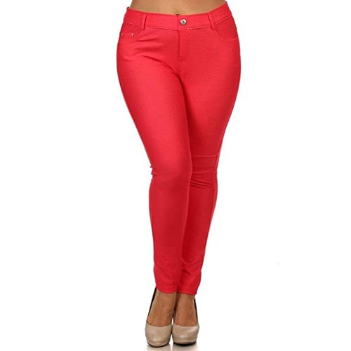 37b458cc53d0df Pull On Plus Size Jeggings for Women Jegging Jeans Plus Size Fitted Jeggings