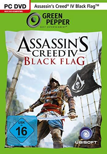 Assassin's Creed IV Black Flag - PC [Green Pepper]